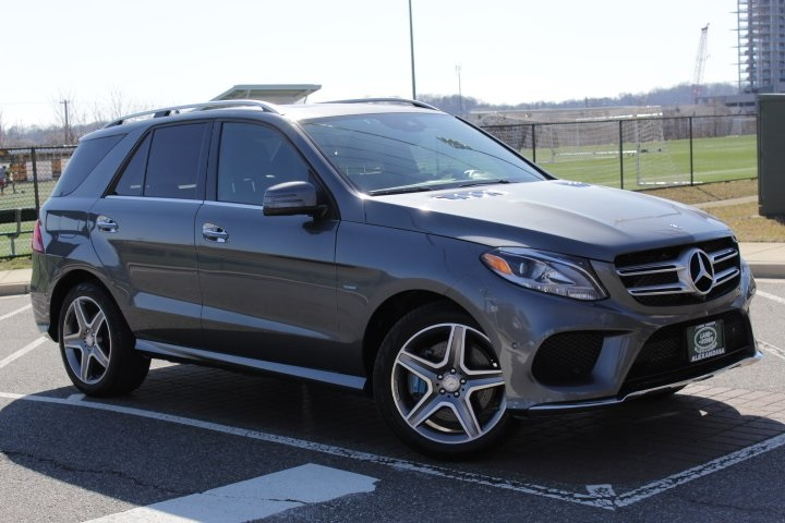 Pre Owned 2017 Mercedes Benz Gle 550e
