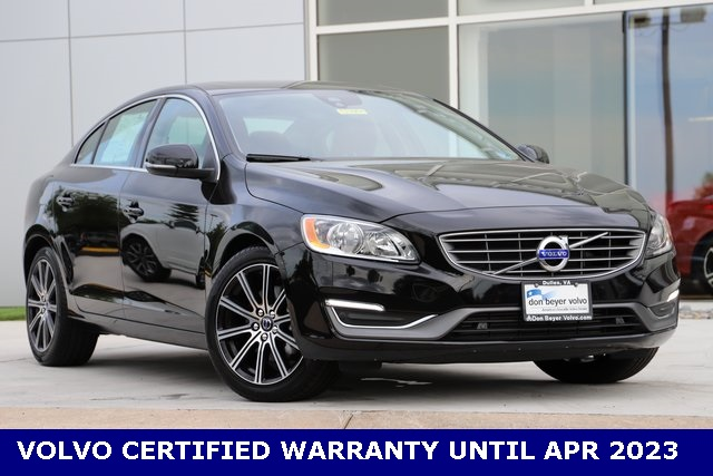 Volvo Certified Pre-Owned >> Certified Pre Owned 2018 Volvo S60 Inscription T5 4d Sedan In Falls