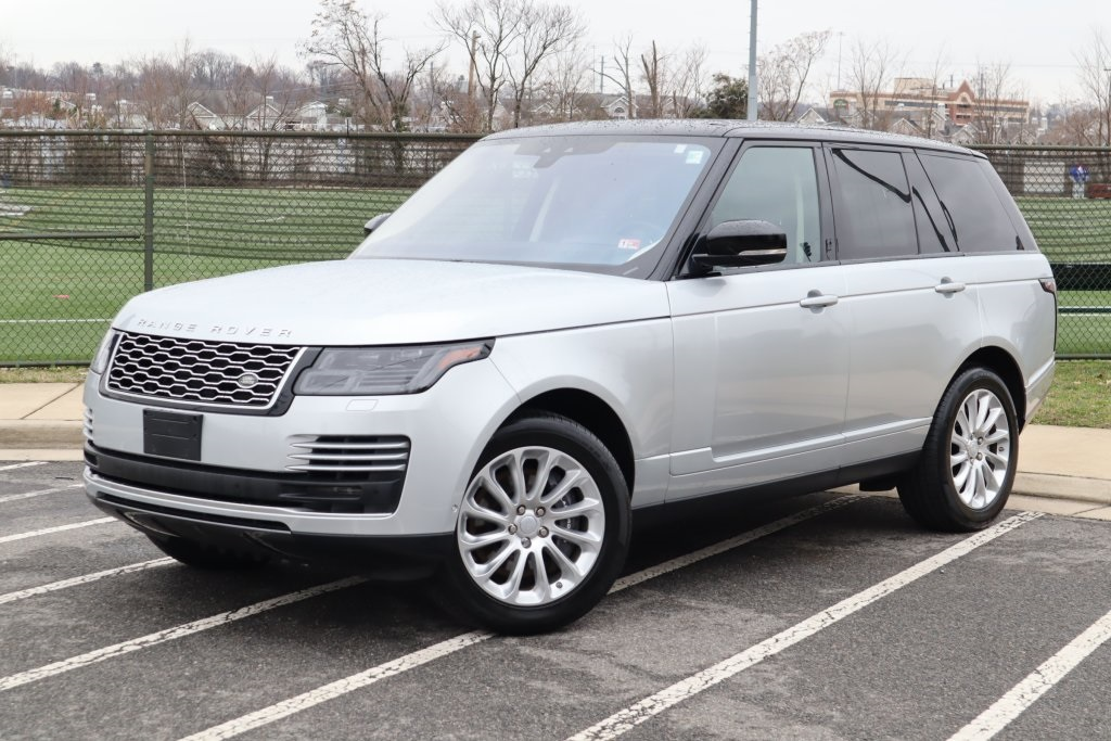 Used Land Rover Range Rover Falls Church Va