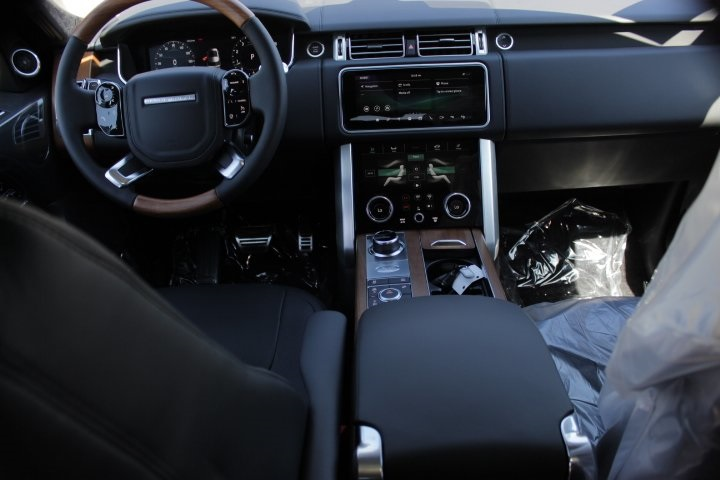 New 2019 Land Rover Range Rover 5.0L V8 Supercharged Autobiography
