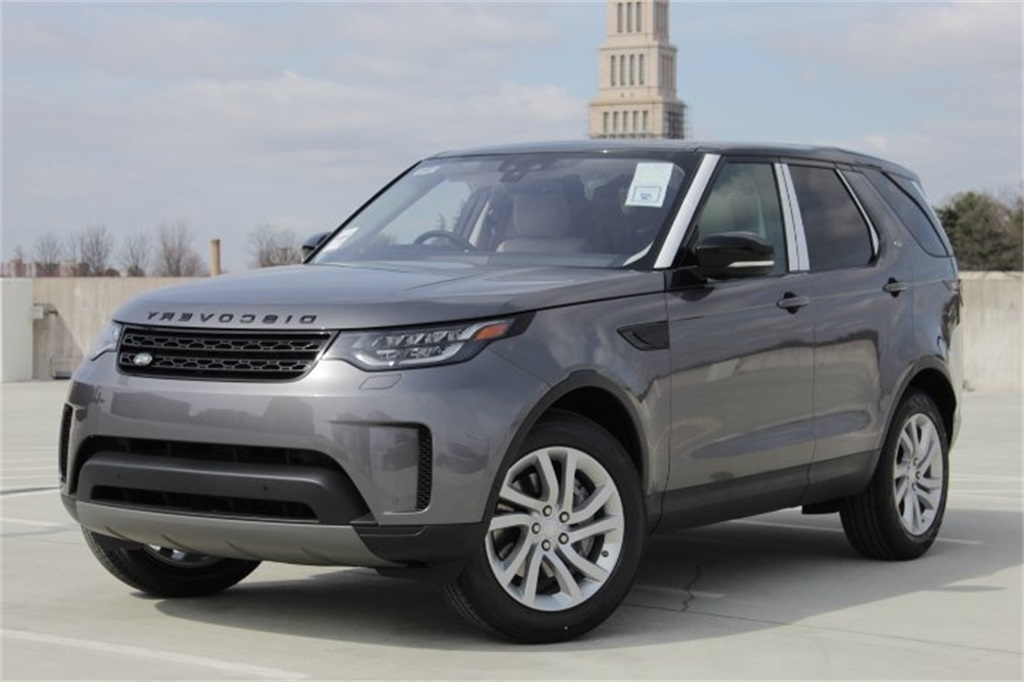 Certified Pre-Owned 2019 Land Rover Discovery SE