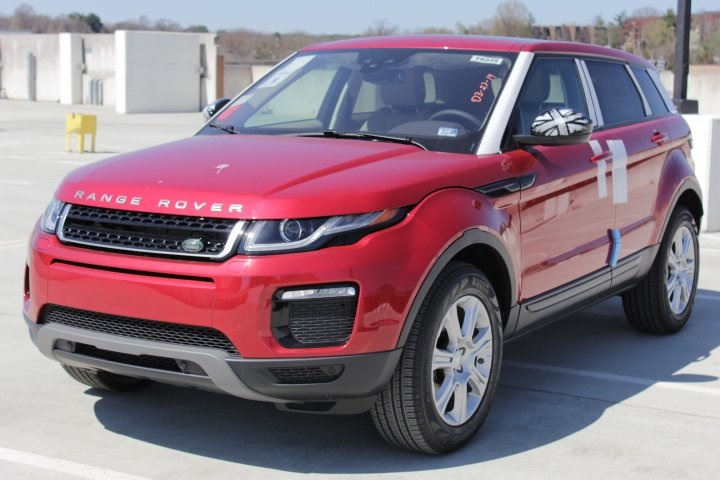 New 2019 Land Rover Range Rover Evoque