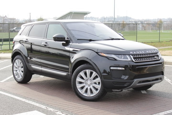 Certified Pre-Owned 2019 Land Rover Range Rover Evoque HSE