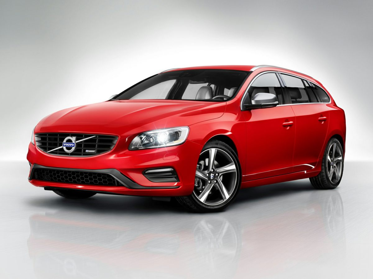 Certified Pre Owned 2018 Volvo V60 T5 Dynamic