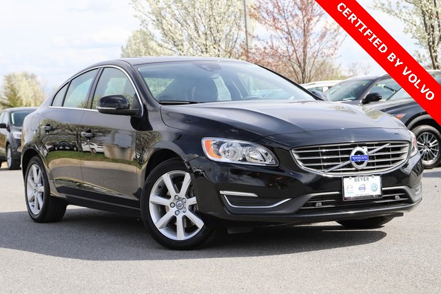 Certified Pre-Owned 2016 Volvo S60 T5 Premier AWD
