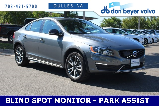 Certified Pre-Owned 2017 Volvo S60 Cross Country T5