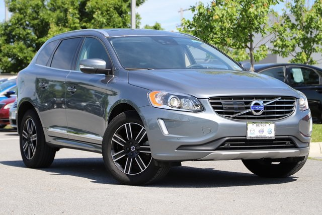 Certified Pre-Owned 2016 Volvo XC60 T5 Platinum