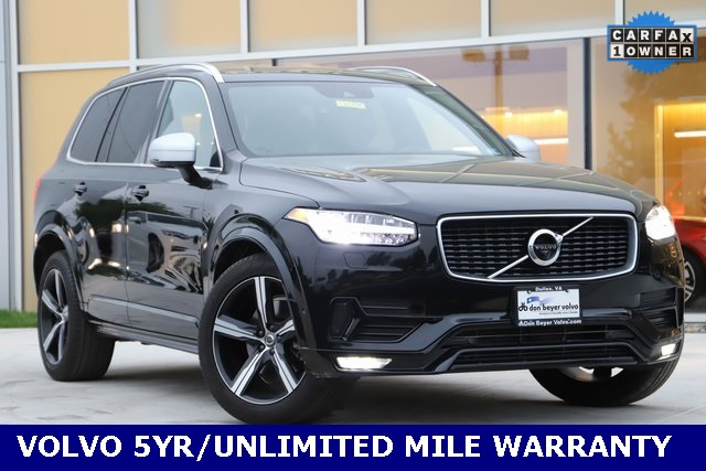 Who Owns Volvo >> Certified Pre Owned 2016 Volvo Xc90 T6 R Design 4d Sport Utility In