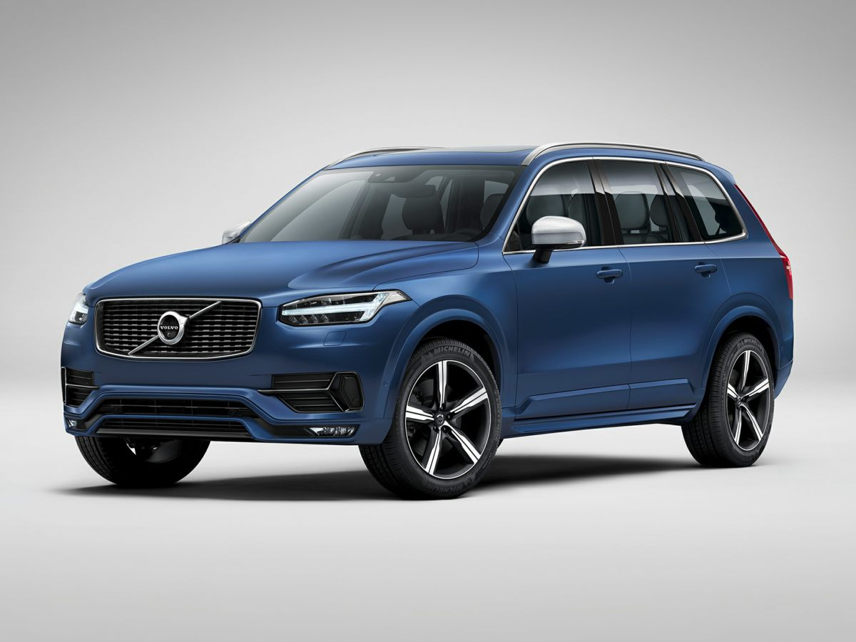 Certified Pre Owned 2016 Volvo Xc90 T6 R Design