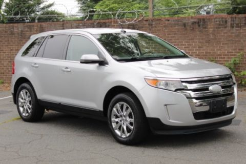 Pre-Owned 2012 Ford Edge Limited