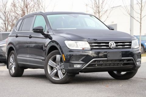 New 2020 Volkswagen Tiguan 2.0T SEL With Navigation & AWD