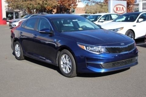 New 2016 Kia Optima LX