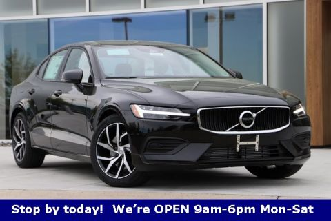 Certified Pre-Owned 2019 Volvo S60 T5 Momentum-HEATED SEATS&STEERING WHEEL-NAVIGATION With Navigation
