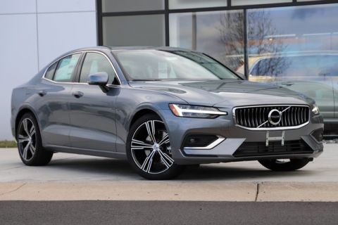 New 2020 Volvo S60 T5 Inscription With Navigation