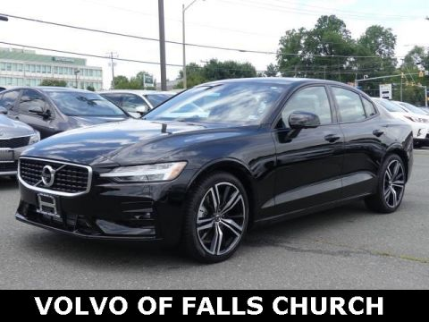 Pre-Owned 2019 Volvo S60 T6 R-Design With Navigation & AWD