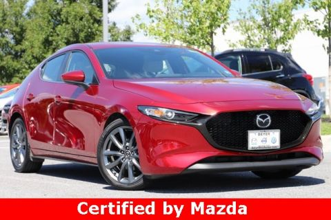 Certified Pre-Owned 2019 Mazda3 CPO FWD 4D Hatchback