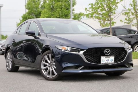 New 2019 Mazda3 Preferred Base
