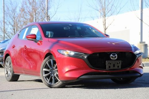 2019 Mazda Mazda3 Preferred Base