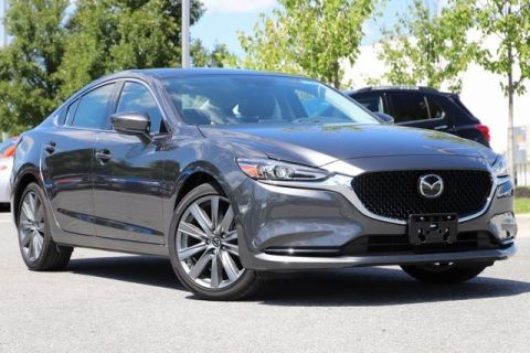 Certified Pre-Owned 2018 Mazda6 Touring CPO