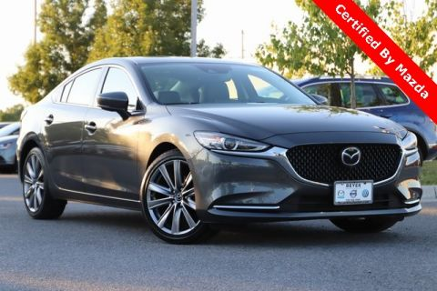 Certified Pre-Owned 2018 Mazda6 Grand Touring Reserve CPO