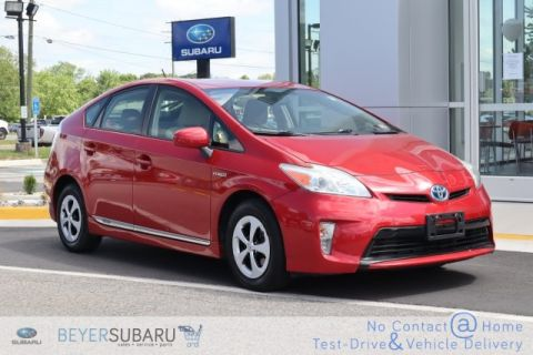 Pre-Owned 2012 Toyota Prius Four With Navigation