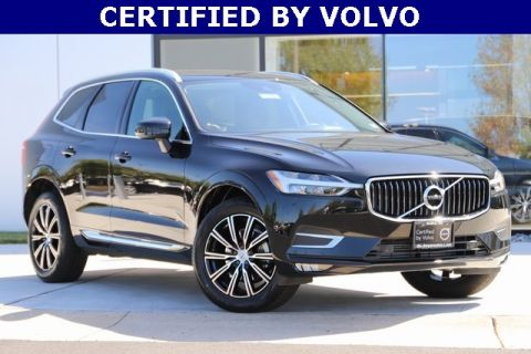 Certified Pre-Owned 2019 Volvo XC60 T5 Inscription
