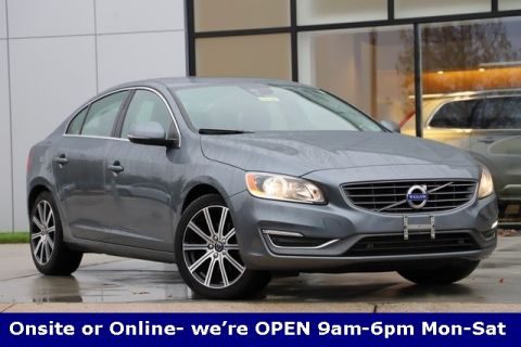 2017 Volvo S60 Inscription T5, CONVENIENCE,BLIND SPOT,HEATED SEATS