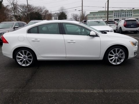 Certified Pre-Owned 2018 Volvo S60 Inscription T5 Platinum