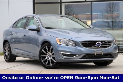 2017 Volvo S60 Inscription T5,Blind Spot,Convenience,Homelink