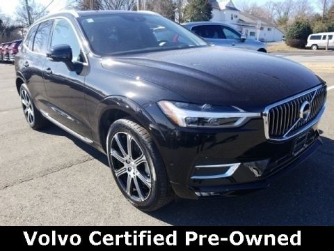 Certified Pre-Owned 2018 Volvo XC60 T6 Momentum