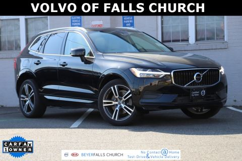 Certified Pre-Owned 2018 Volvo XC60 T6 Momentum With Navigation & AWD