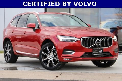 Certified Pre-Owned 2019 Volvo XC60 T6 Inscription-BLIND SPOT-UNLIMITED MILE WARRANTY