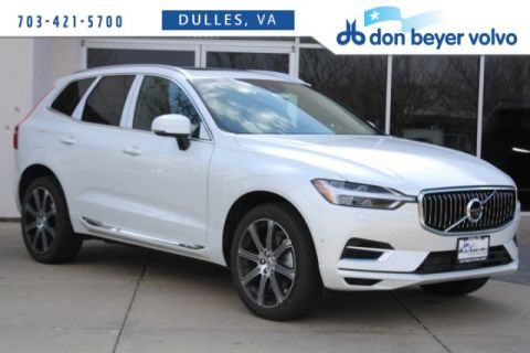 New 2018 Volvo XC60 Hybrid T8 Inscription