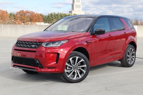 Pre-Owned 2020 Land Rover Discovery Sport SE With Navigation & 4WD
