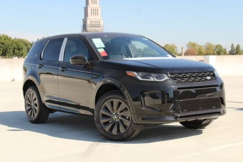 Certified Pre-Owned 2020 Land Rover Discovery Sport SE With Navigation & 4WD