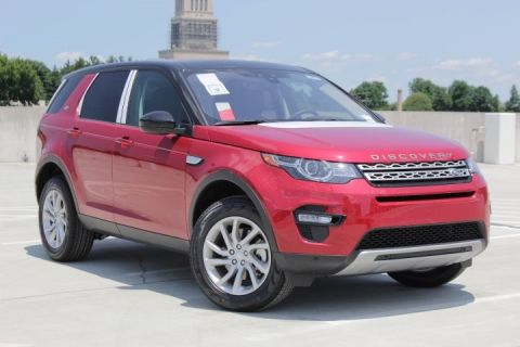 Certified Pre-Owned 2019 Land Rover Discovery Sport HSE With Navigation & 4WD