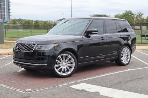 2018 Land Rover Range Rover 5.0L V8 Supercharged Autobiography