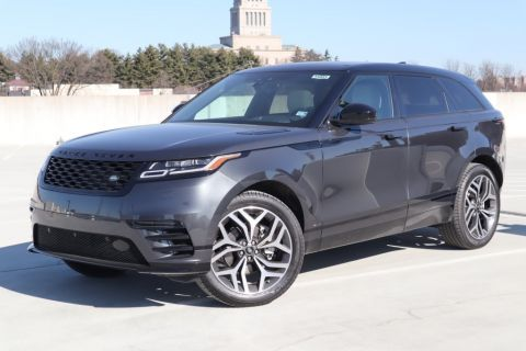 New 2020 Land Rover Range Rover Velar P250 R-Dynamic S With Navigation & 4WD