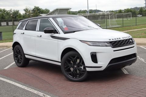 Pre-Owned 2020 Land Rover Range Rover Evoque SE With Navigation & AWD