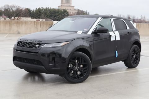 New 2020 Land Rover Range Rover Evoque SE With Navigation & AWD