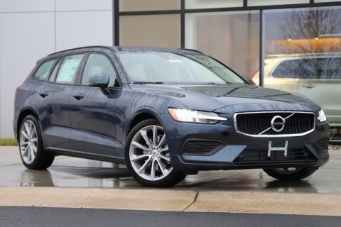 New 2020 Volvo V60 T5 With Navigation