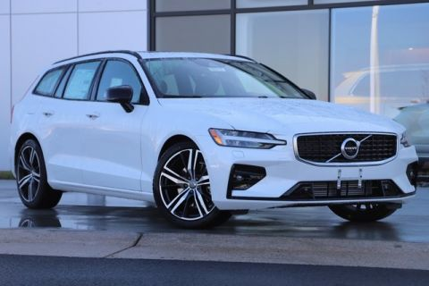 New 2020 Volvo V60 T5 R-Design With Navigation