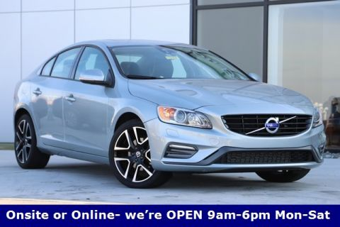 2017 Volvo S60 T5 Dynamic, Vision, Park Assist, Blind Spot
