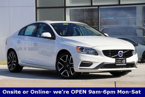 2017 Volvo S60 T5 Dynamic, Vision Package