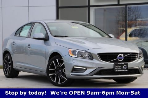 2017 Volvo S60 T5 Dynamic, Vision,Blind Spot, Park Assist