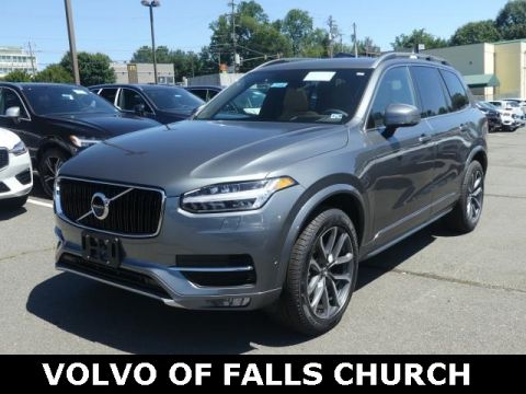 Pre-Owned 2019 Volvo XC90 T6 Momentum With Navigation & AWD