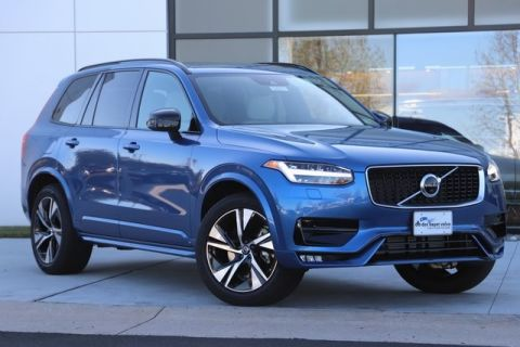 New 2020 Volvo XC90 T6 R-Design With Navigation & AWD