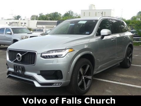 Pre-Owned 2019 Volvo XC90 T6 R-Design With Navigation & AWD