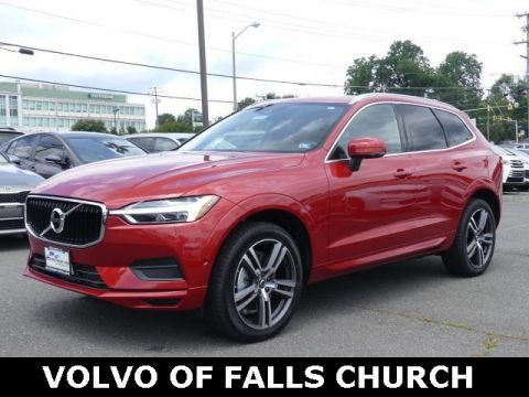 Pre-Owned 2019 Volvo XC60 T6 Momentum With Navigation & AWD