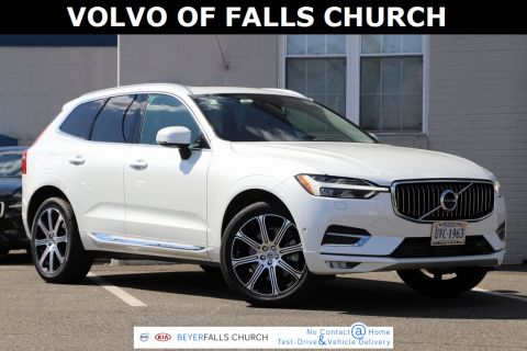 Pre-Owned 2019 Volvo XC60 T6 Inscription With Navigation & AWD